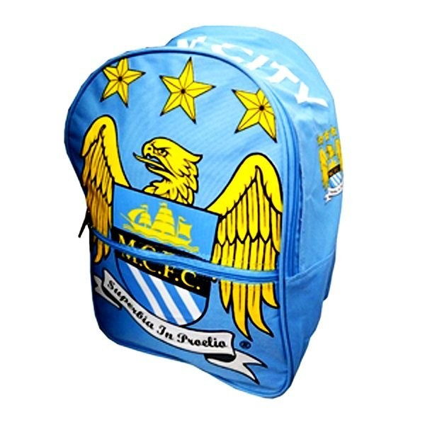 Manchester City Big Logo Backpack
