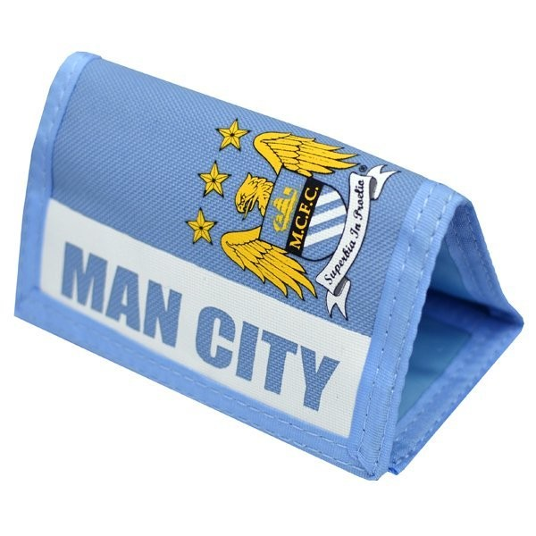 Manchester City Focus Nylon Wallet