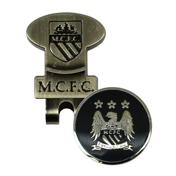 Manchester City Golf Hat Clip & Ball Marker