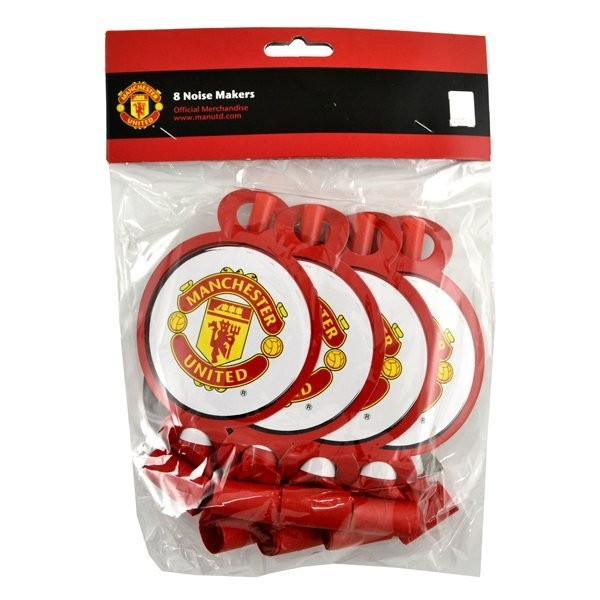 Manchester United Party Blowers