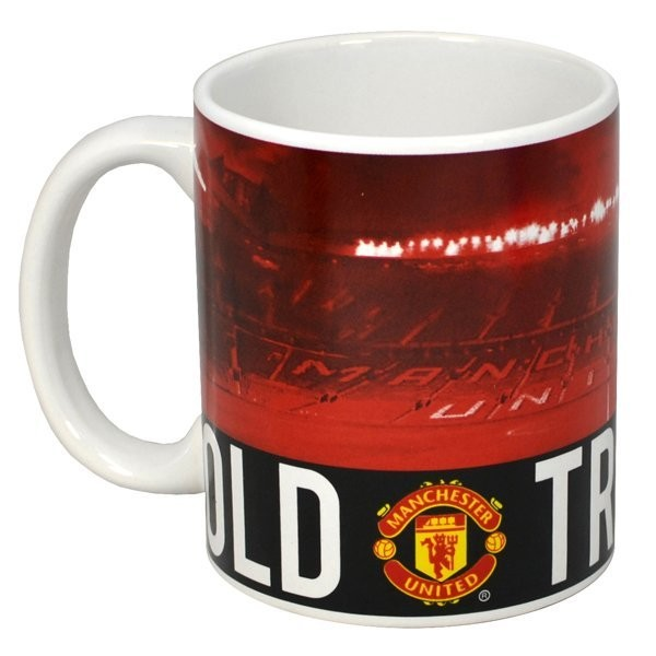 Manchester United Stadium 11oz Mug