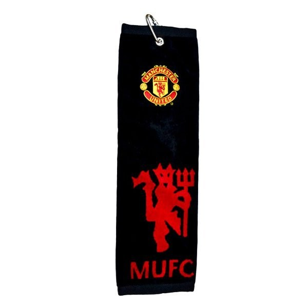 Manchester United Trifold Golf Towel