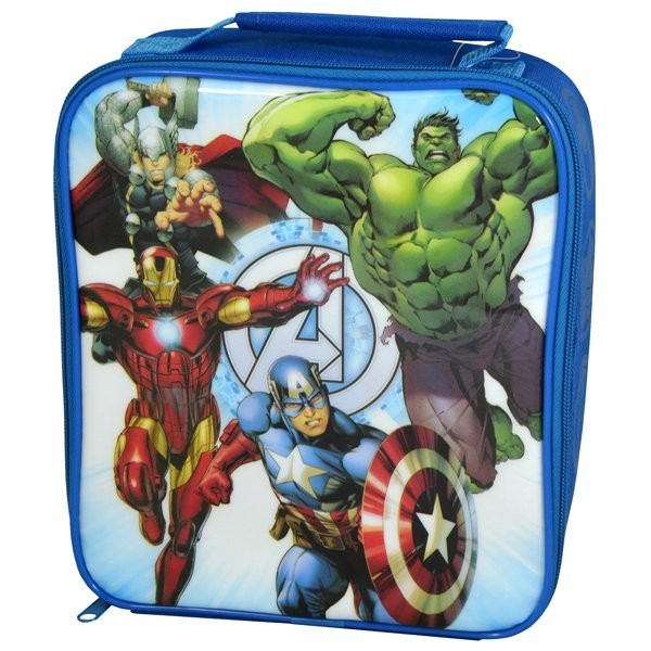 Marvel Avengers Lunch Bag