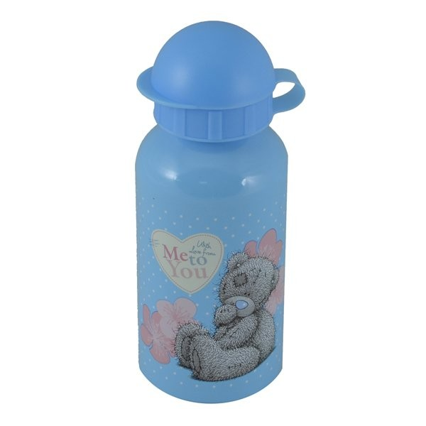 Me To You Floral Aluminium Water Bottle