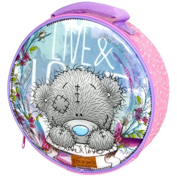 Me To You Round Shaped Lunch Bag