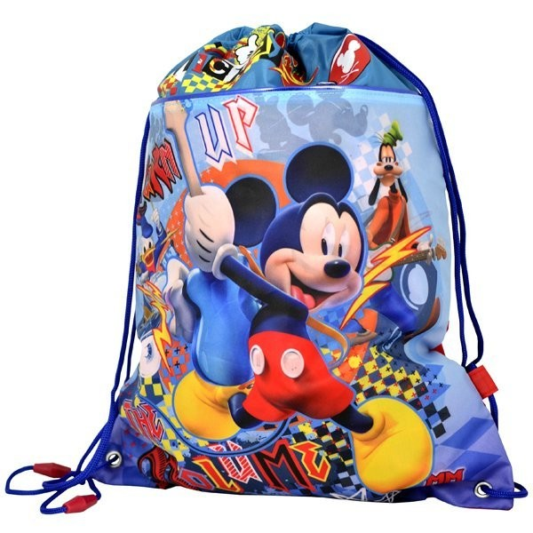 Mickey Mouse Gym Bag - Turn Up The Volume