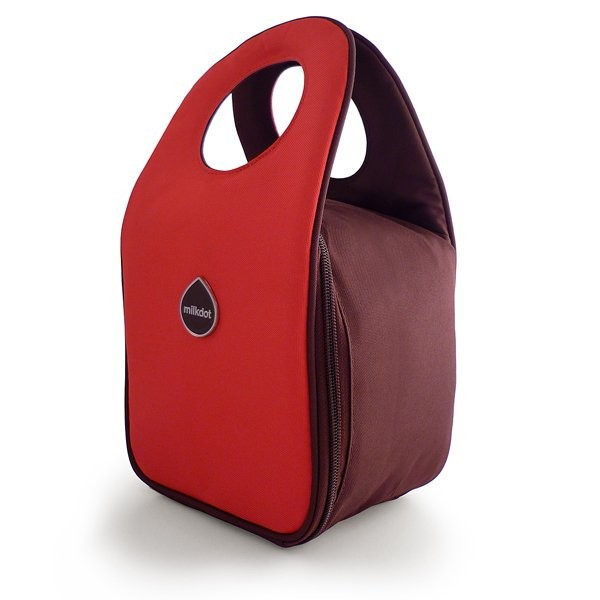 Milkdot Stoh Lunch Tote - Red
