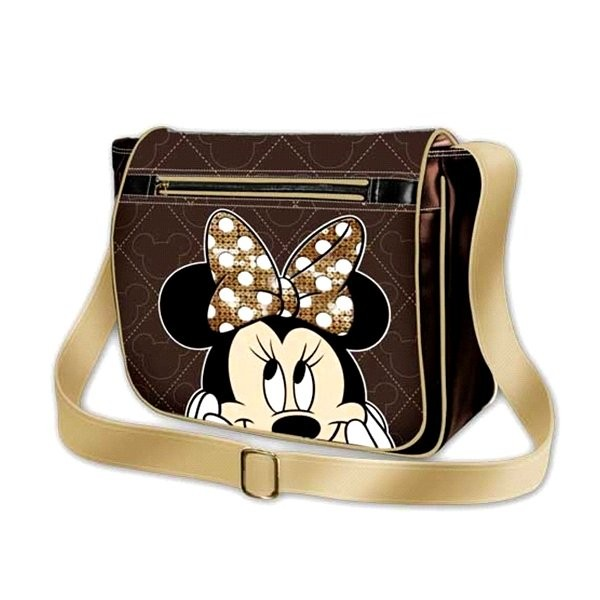 Minnie Mouse Choclate Shoulder Bag