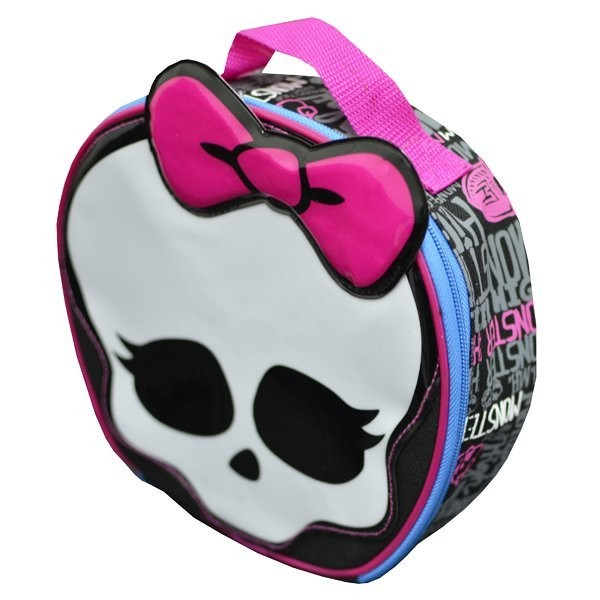 Monster High Shaped Lunch Bag