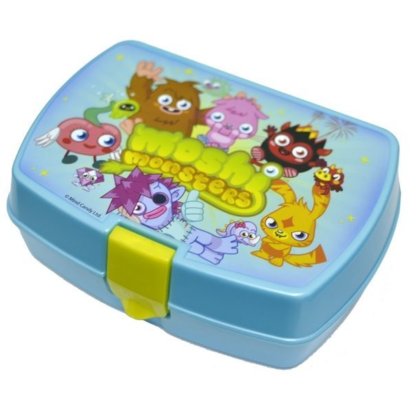 Moshi Monsters Sandwich Box