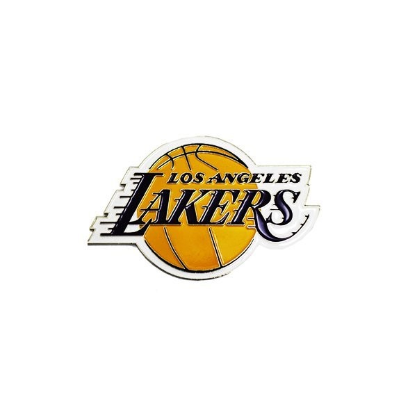 NBA Los Angeles Lakers Crest Pin Badge