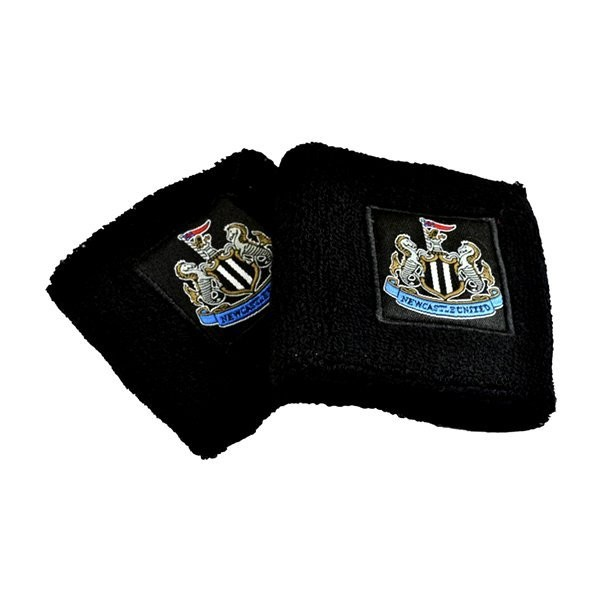 Newcastle United Embroidered Crest Wristbands