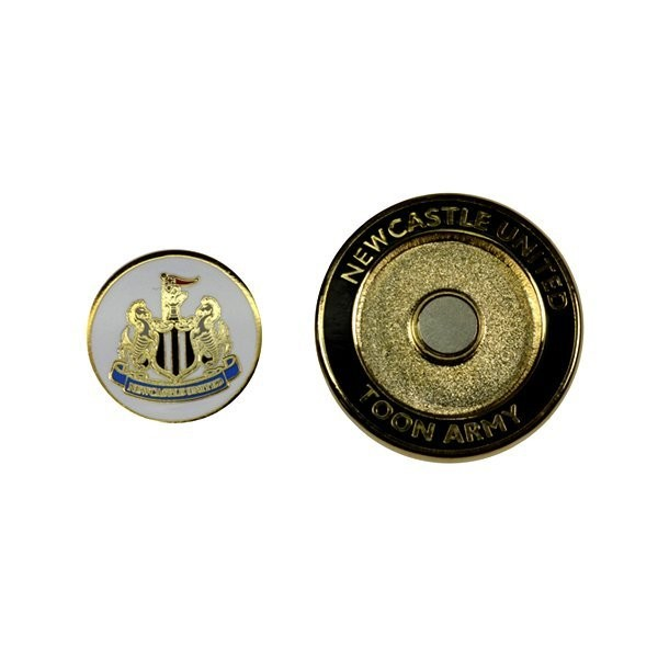 Newcastle United Golf Ball Duo Marker