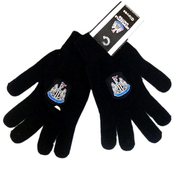 Newcastle United Knitted Gloves