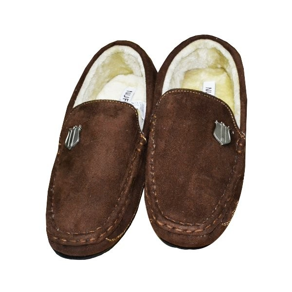 Newcastle United Moccasin Slippers (11-12)