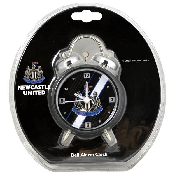 Newcastle United Stripe Alarm Clock