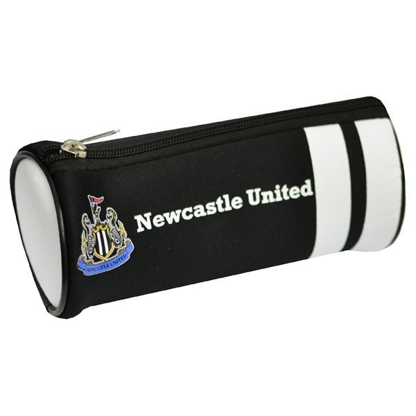 Newcastle United Stripe Tube Pencil Case