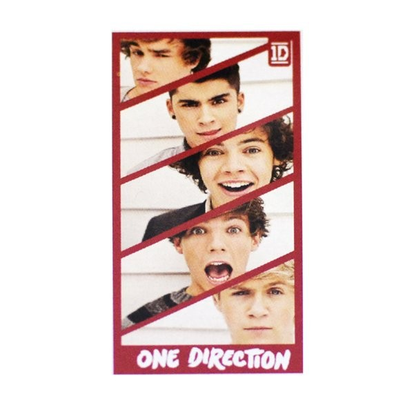 One Direction Beach Towel