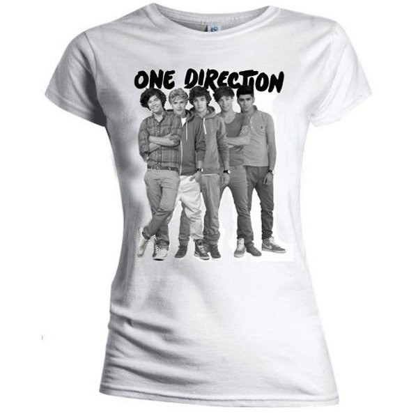 One Direction Ladies T-Shirt - X Large