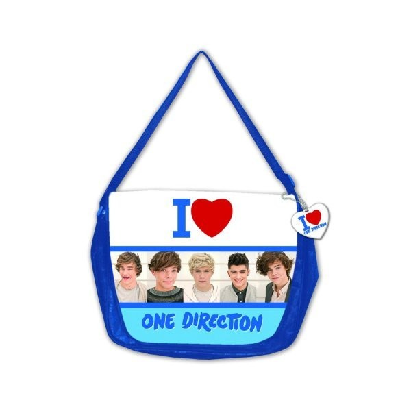 One Direction Messenger Bag