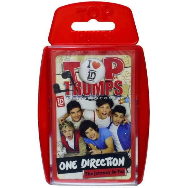 One Direction Top Trumps