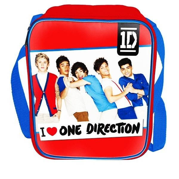 One Direction Vertical Lunch Bag