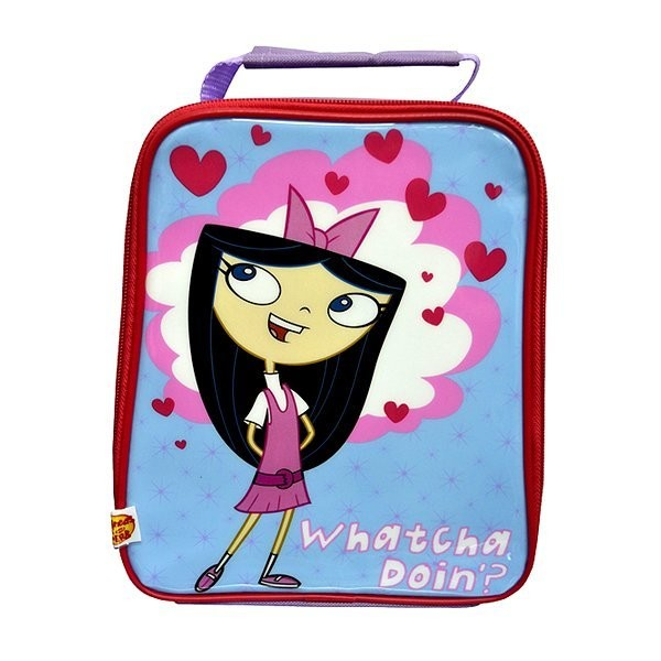 Phineas & Ferb Isabella Lunch Bag