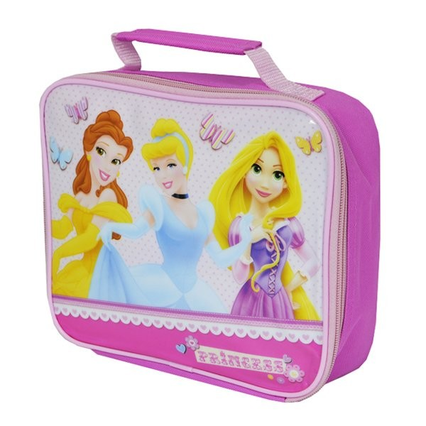 Princess Rectangle Lunch Bag