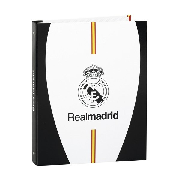 Real Madrid A4 Ring Binder -TwinPack