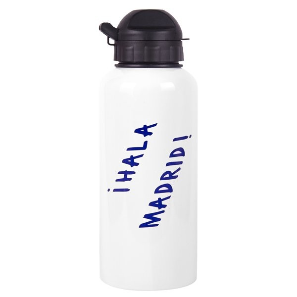 Real Madrid Aluminium Water Bottle - !hala Madrid