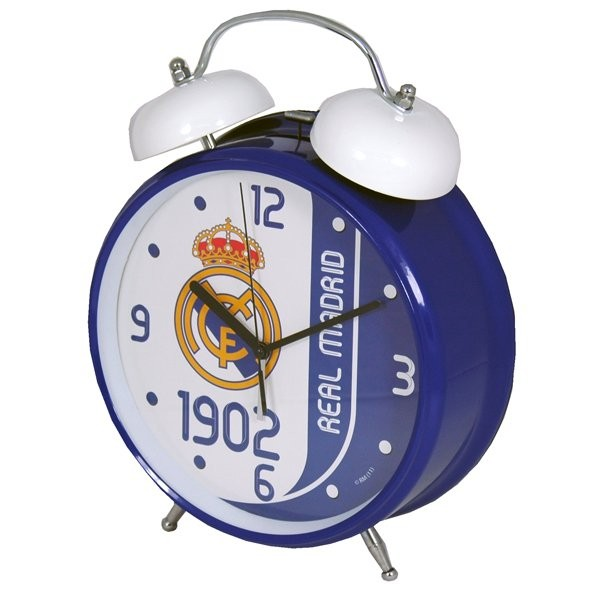 Real Madrid Big Alarm Clock