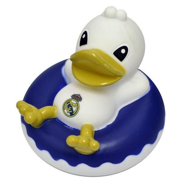 Real Madrid Dinghy Bath Time Duck