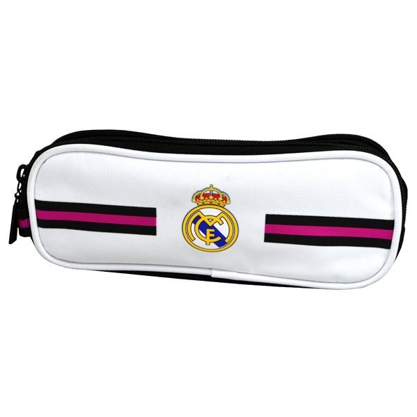 Real Madrid Double Pencil Case - 21Cms
