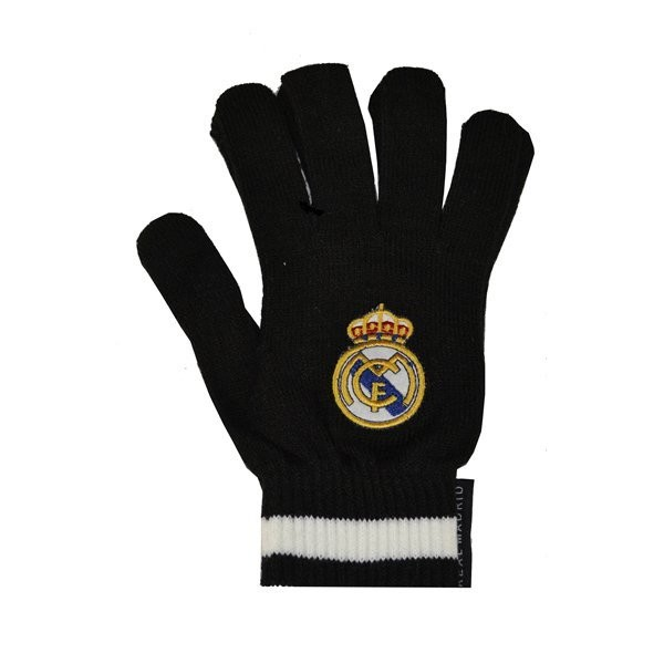 Real Madrid Knitted Gloves
