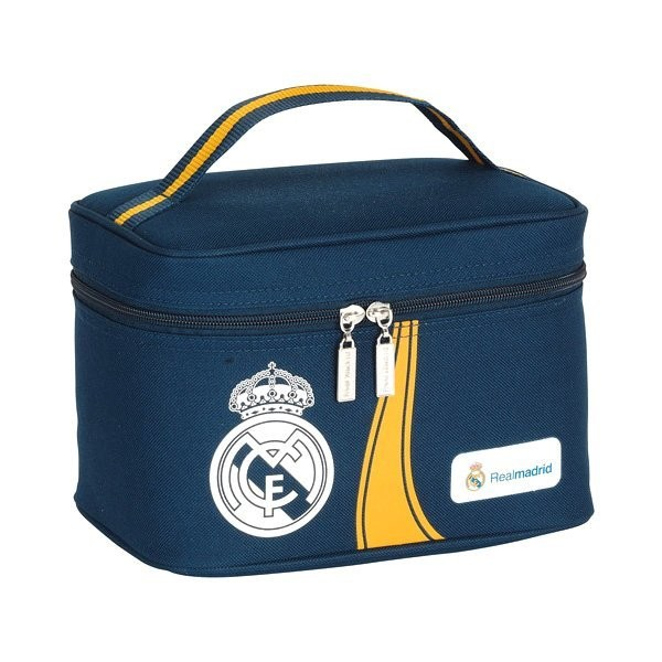 Real Madrid Navy Carrying Case - 23Cms