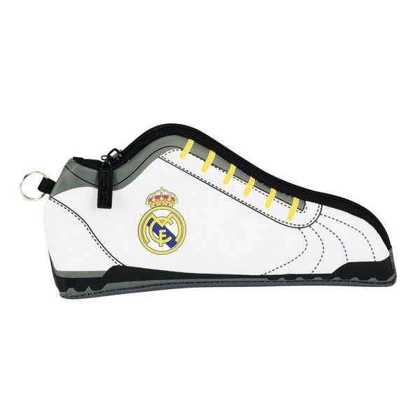 Real Madrid Shoe Shape Pencil Case