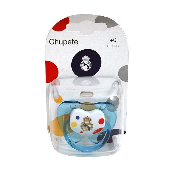 Real Madrid Single Soother