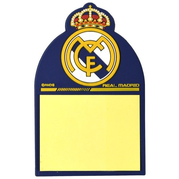Real Madrid Small Sticky Notes