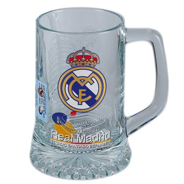Real Madrid Stadium Big Beer Tankard