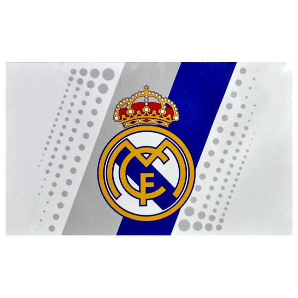 Real Madrid Stripe Flag