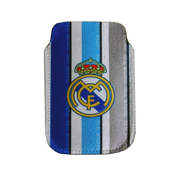 Real Madrid Stripe Smartphone Pouch