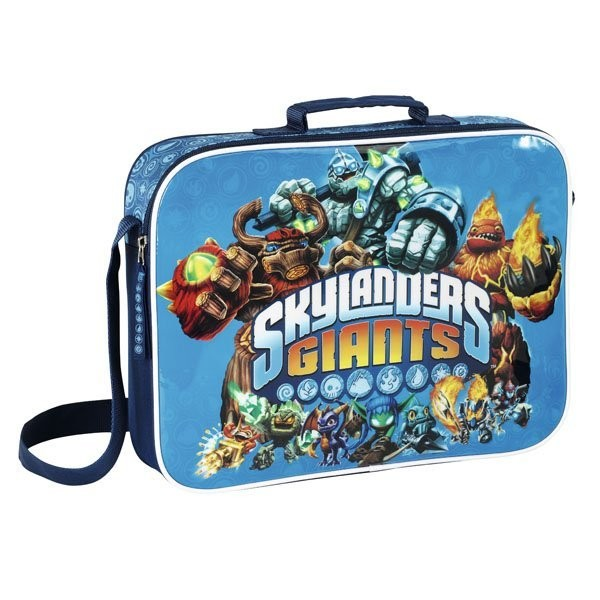 Skylanders Giants School Briefcase