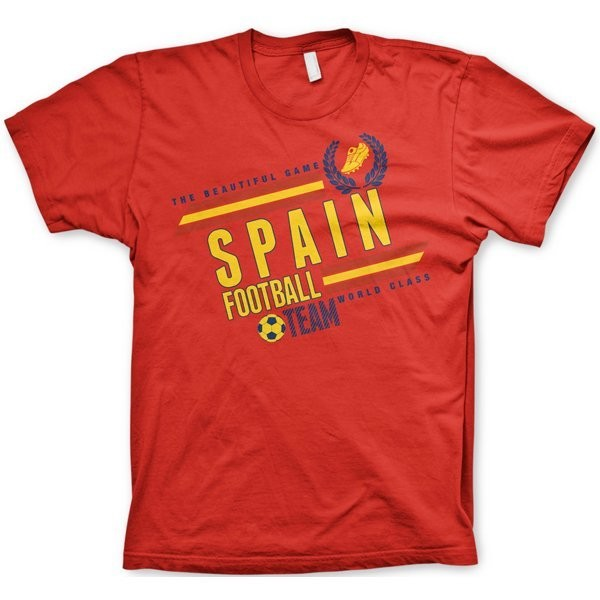 Spain Mens T-Shirt - XL