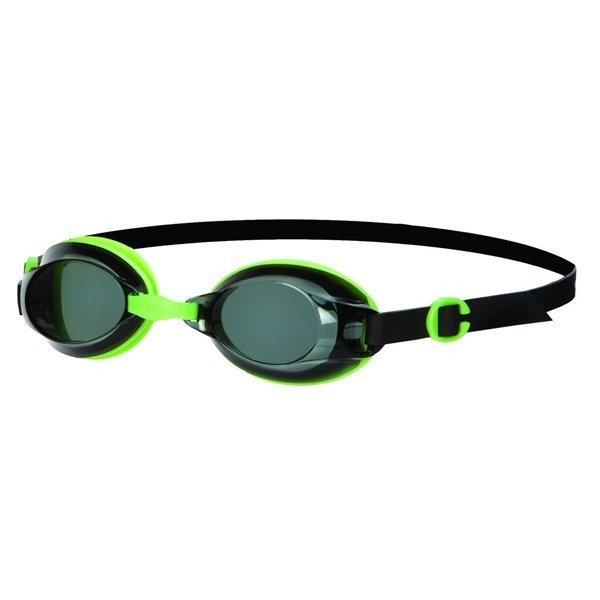 Speedo Jet Goggles - Black/Green