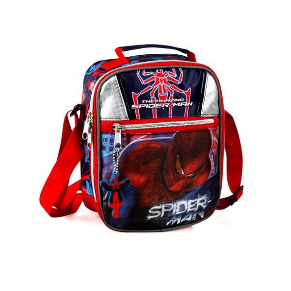 Spiderman Lunch Bag Cooler