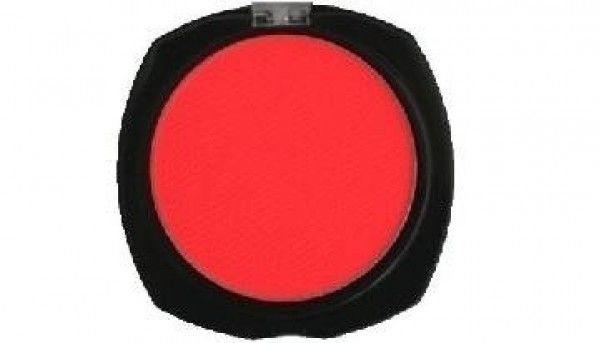 Stargazer Red Neon UV Reactive Pressed Powder Eyeshadow