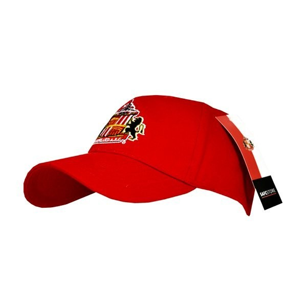 Sunderland Core Baseball Cap - Red