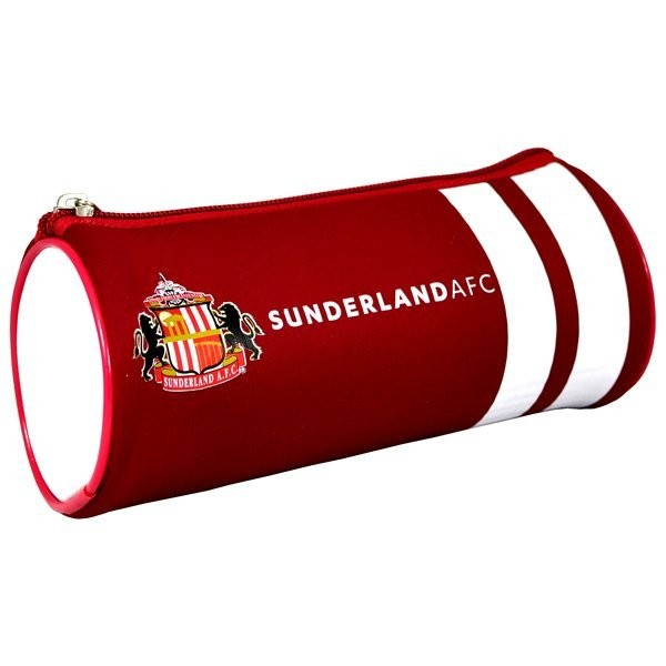 Sunderland Stripe Tube Pencil Case