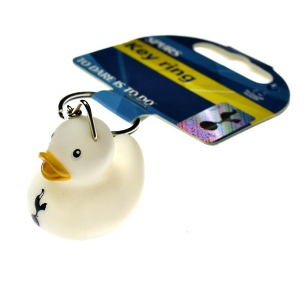 Tottenham Mini Duck Keyring