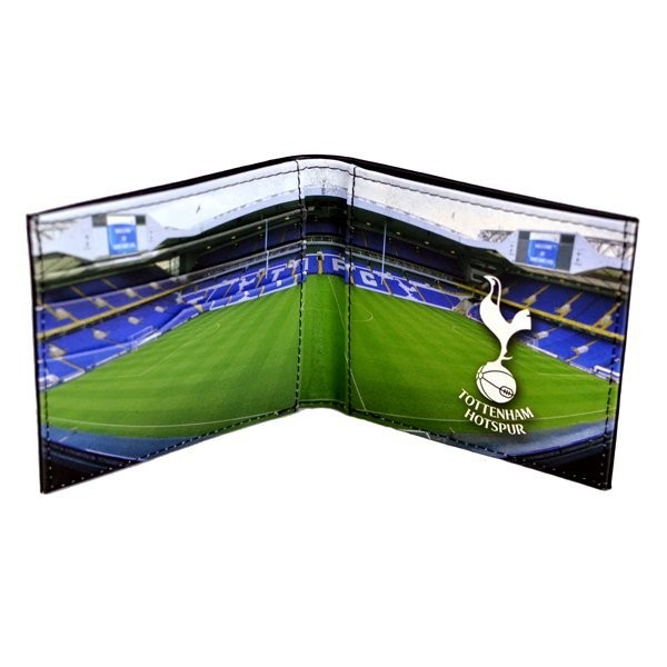 Tottenham Stadium Leather Wallet